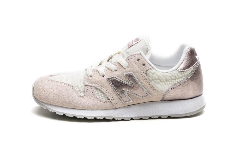 9944da012b New Balance 520 Sea Salt Is Faintly Rose Gold | HYPEBAE