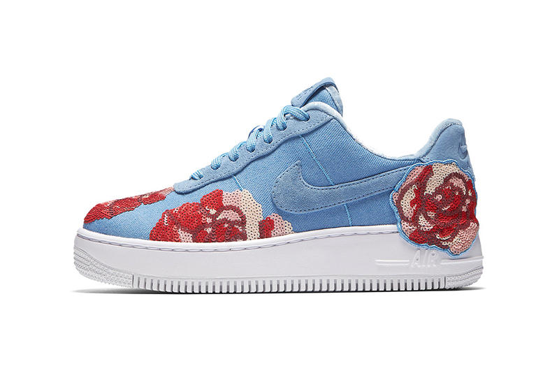 Nike Air Force 1 Floral Sequin Pack