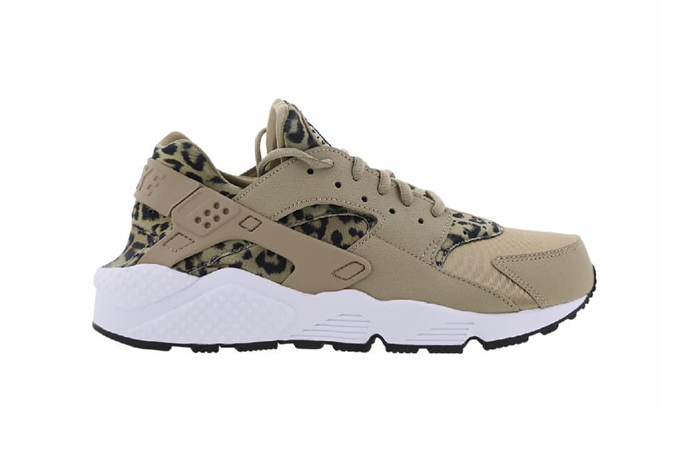 0c49b5c736b1 Nike Drops Leopard Print Air Huarache Premium