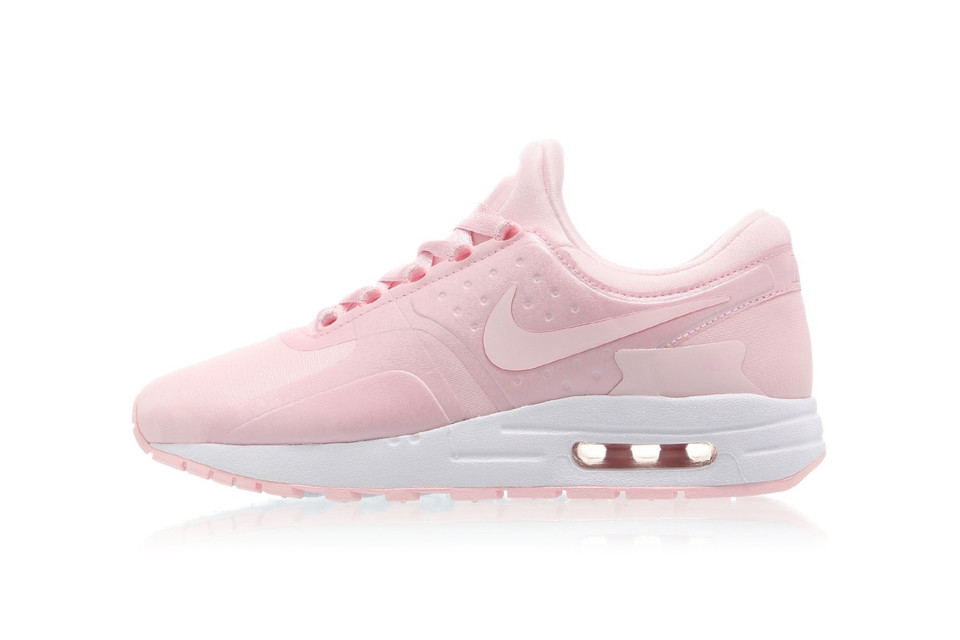 747b96e672 Nike Air Max Zero SE Prism Pink Is Princess-Like HYPEBAE ...