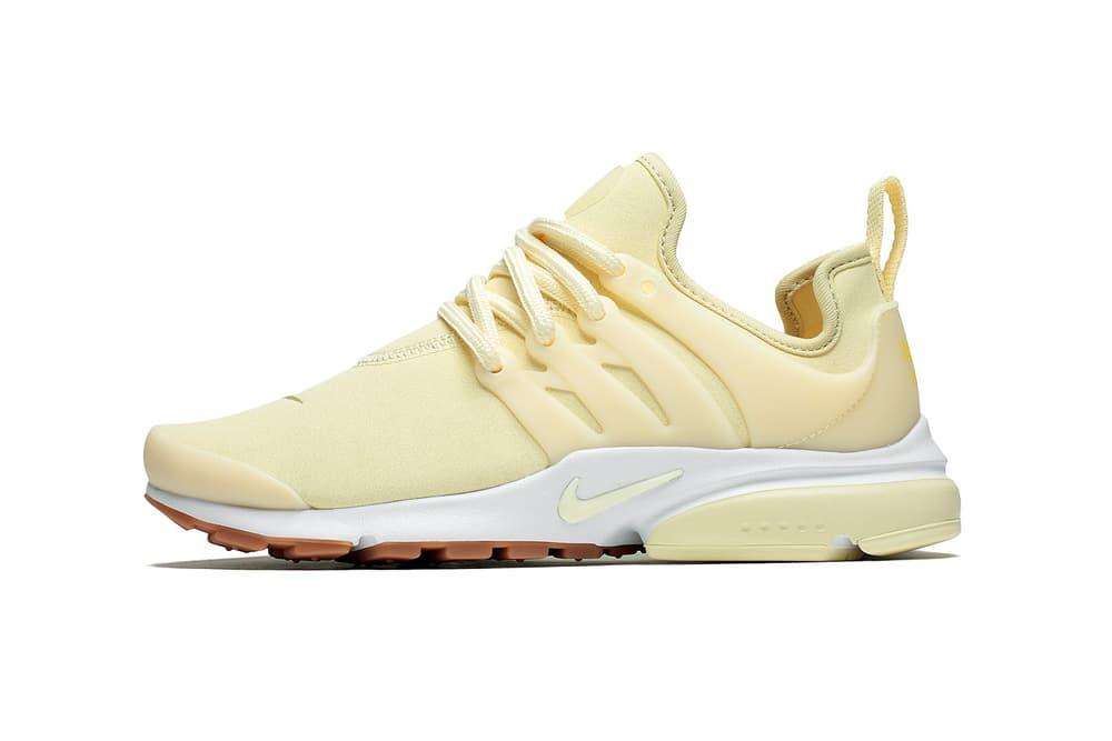 huge selection of 06d72 42188 Nike Air Presto Premium Gold Star Pastel Yellow