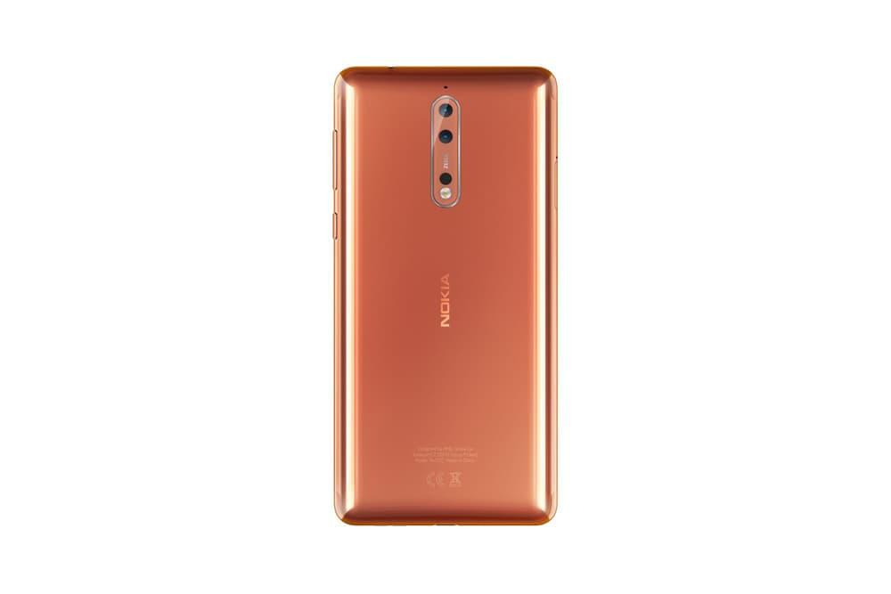 Nokia 8 Copper