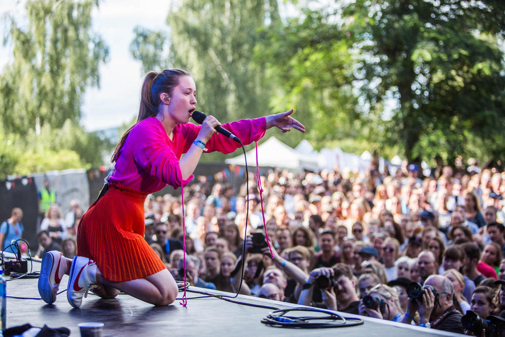 Oya Music Festival Oslo Norway 2017