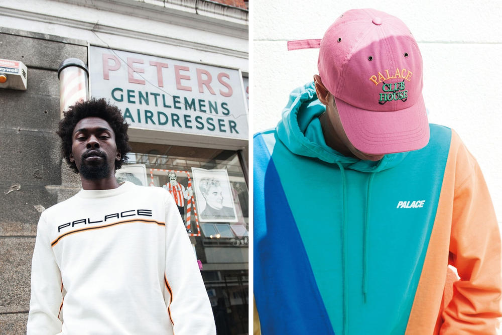 Palace 2017 Autumn Lookbook