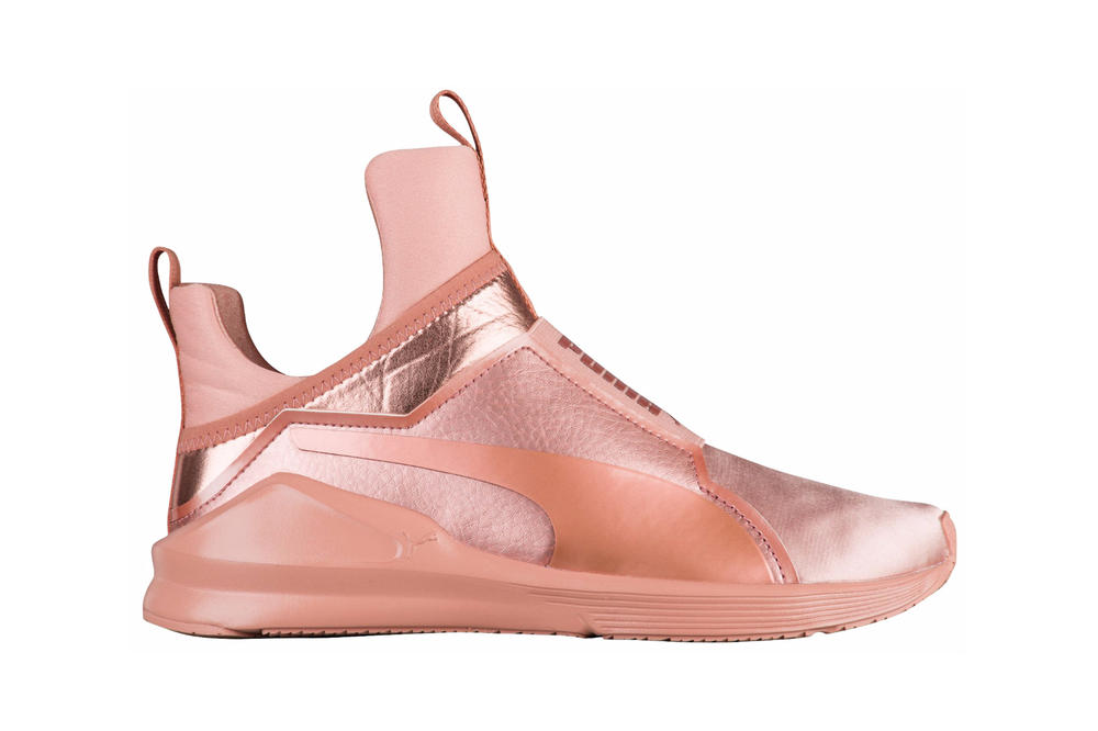 PUMA Fierce Copper Rose