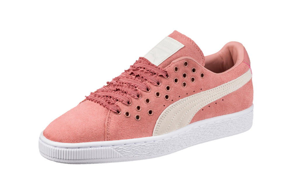 PUMA Suede XL Lace Cameo Brown Marshmallow