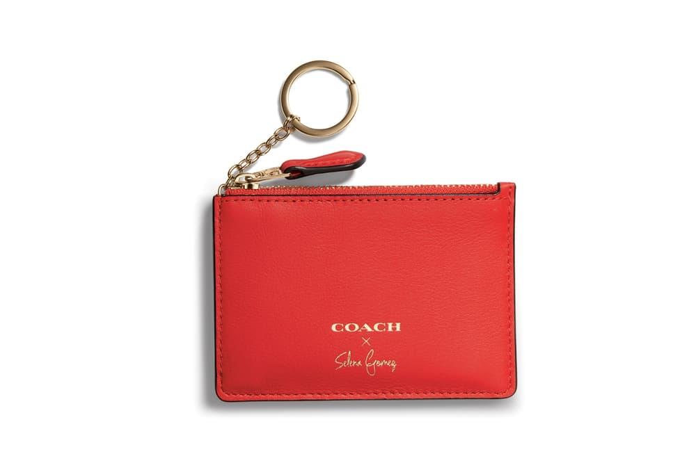 Selena Gomez Coach Collection