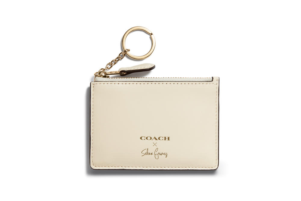 Selena Gomez Coach Collection