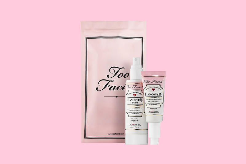Too Faced Ultimate Hangover & Complexion Set