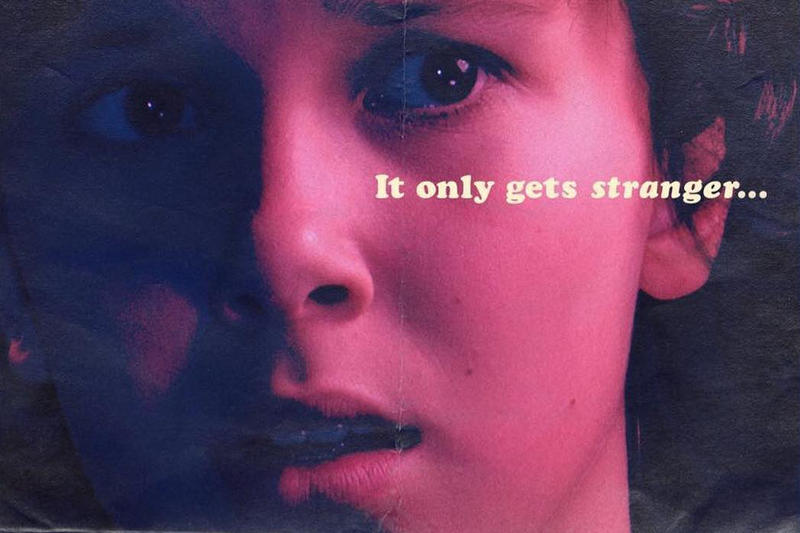 netflix stranger things season 2 posters eleven millie bobby brown