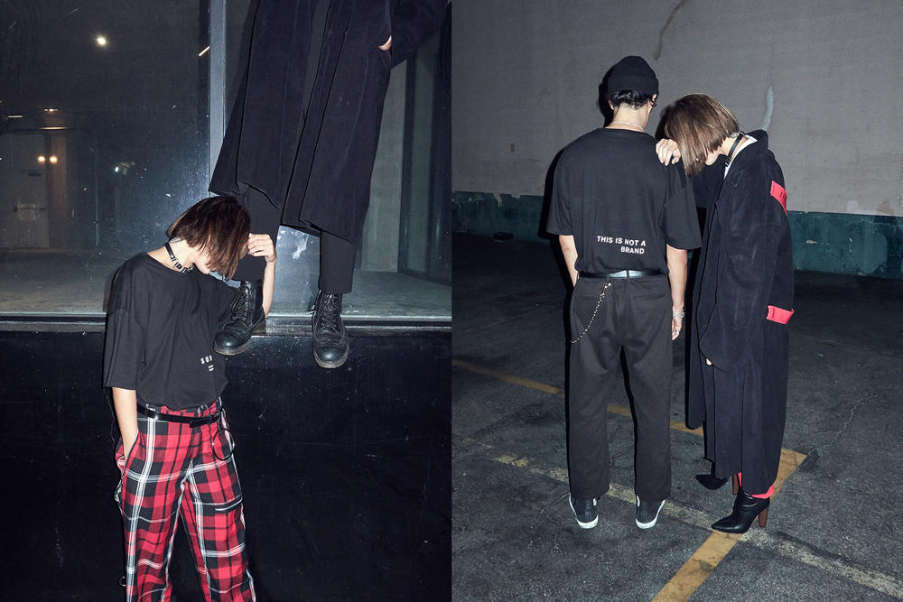subject 6 fw17 genderless lookbook