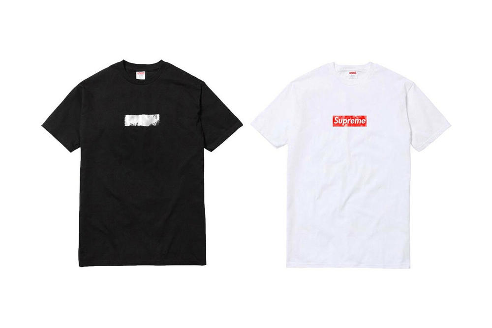 Supreme Brooklyn Box Logo T Shirt Leak