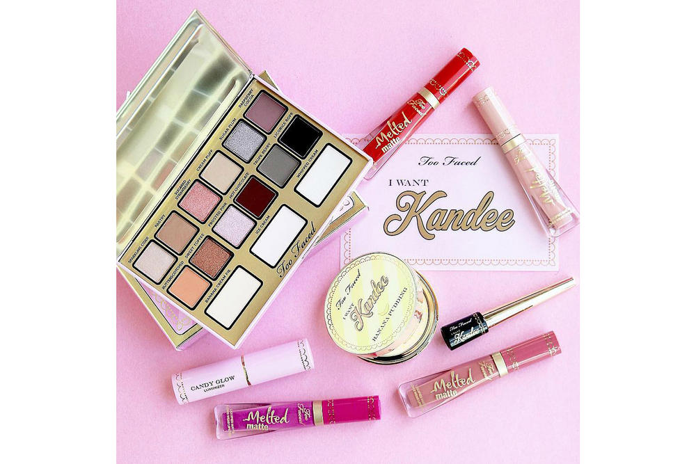 Too Faced I Want Kandee Johnson Collection