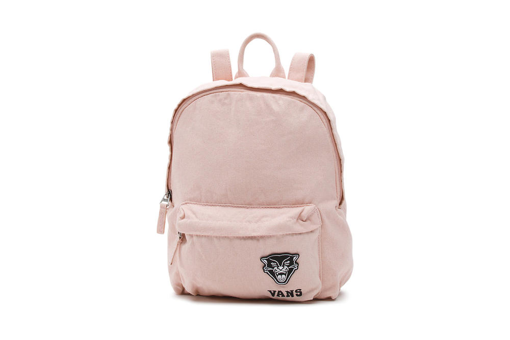Vans Backpacks Pink Peach