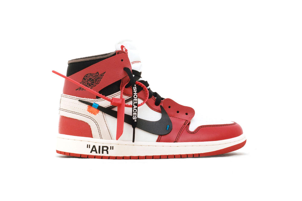 Virgil Abloh Off-White™ Nike The Ten Collection