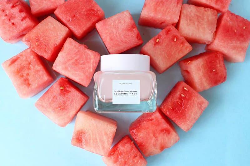 Watermelon Glow Sleeping Mask Pink