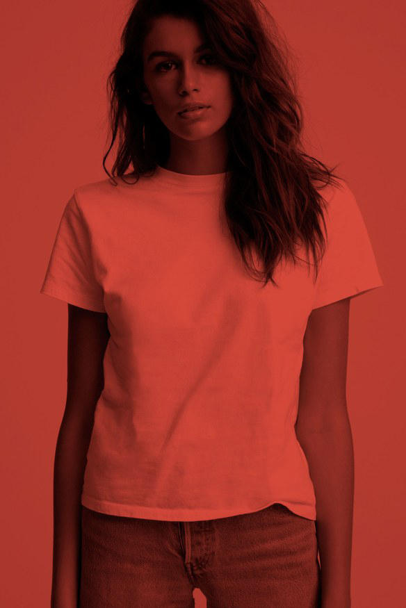 Justin Bieber Karla Welch x Karla White T Shirt