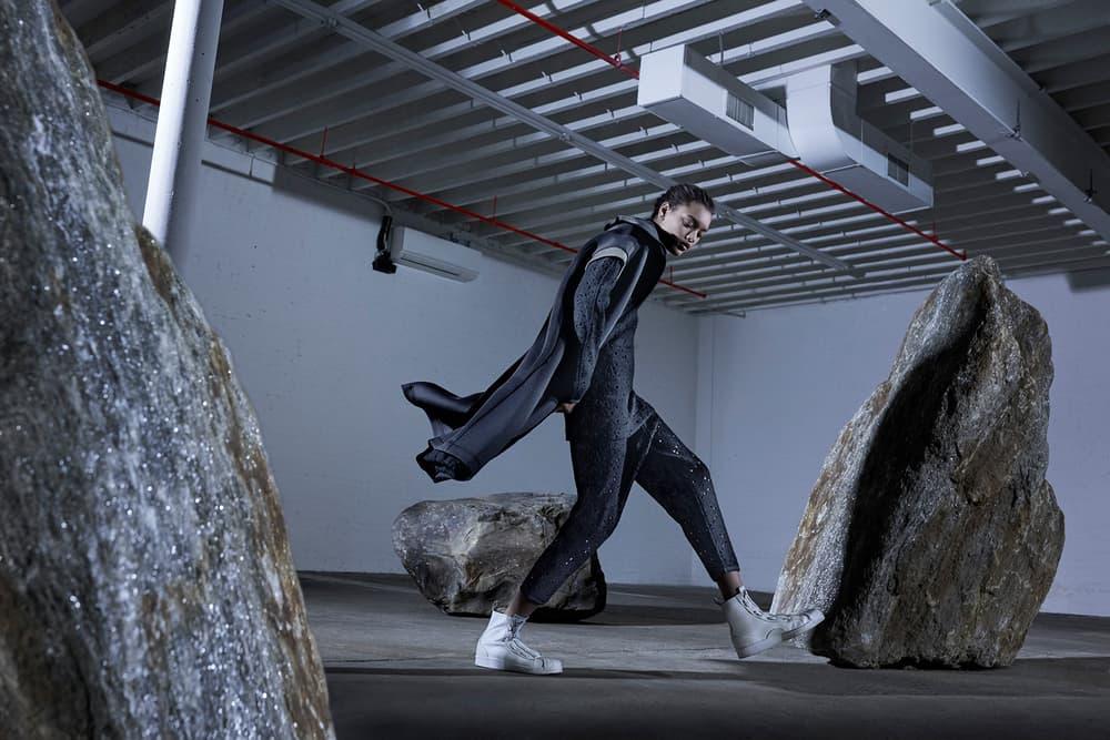 y3 yohji yamamoto adidas 2017 fall winter campaign