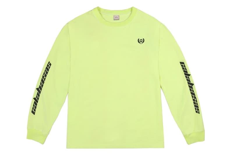 Kanye West YEEZY Wave Runner 700 Calabasas Supply Hoodie T-shirt Jersey Bra Pants Socks Cap