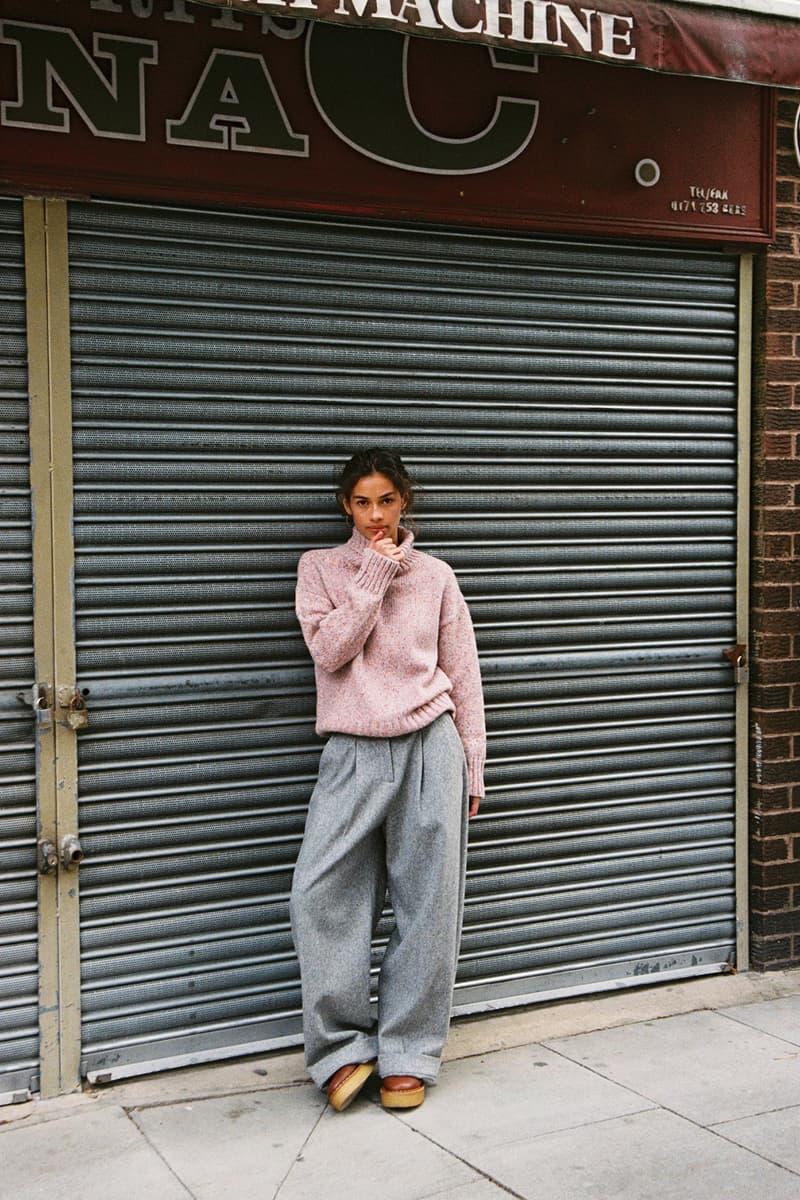 YMC lookbook fall winter 2017 bauhaus menswear womenswear
