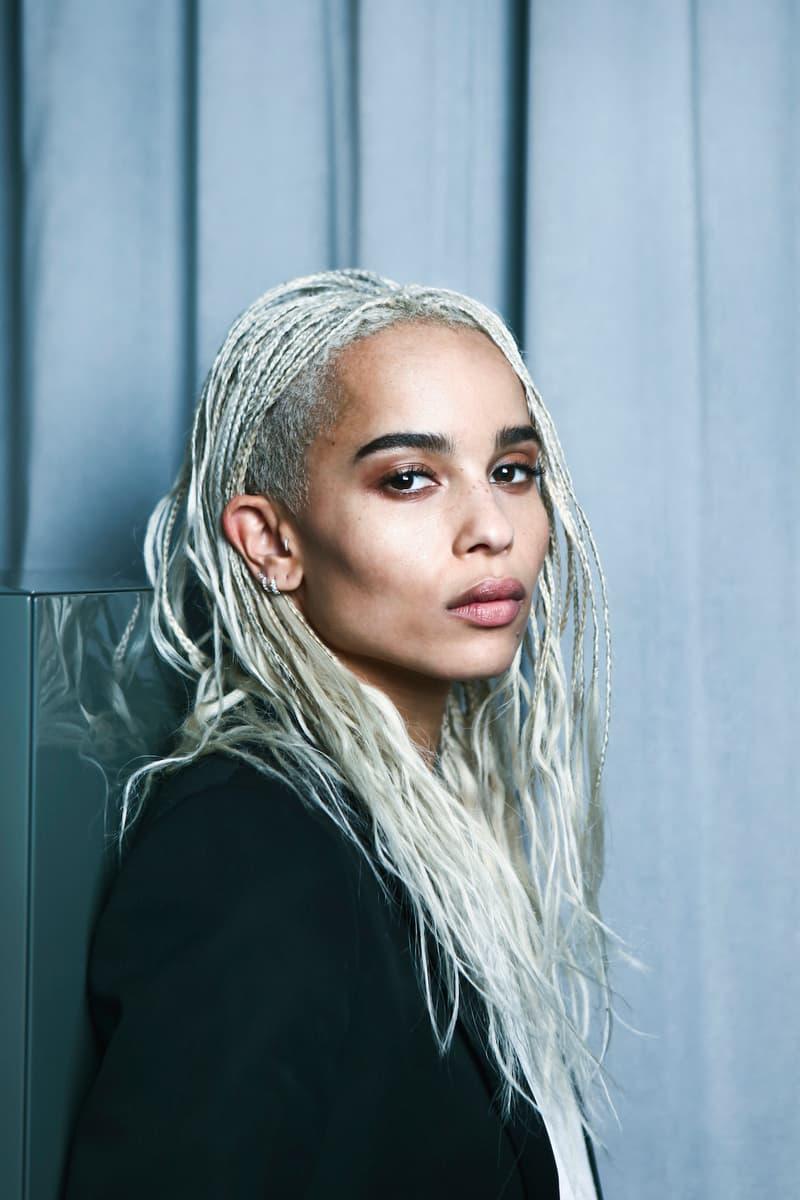 Zoe Kravitz YSL Global Makeup Ambassador