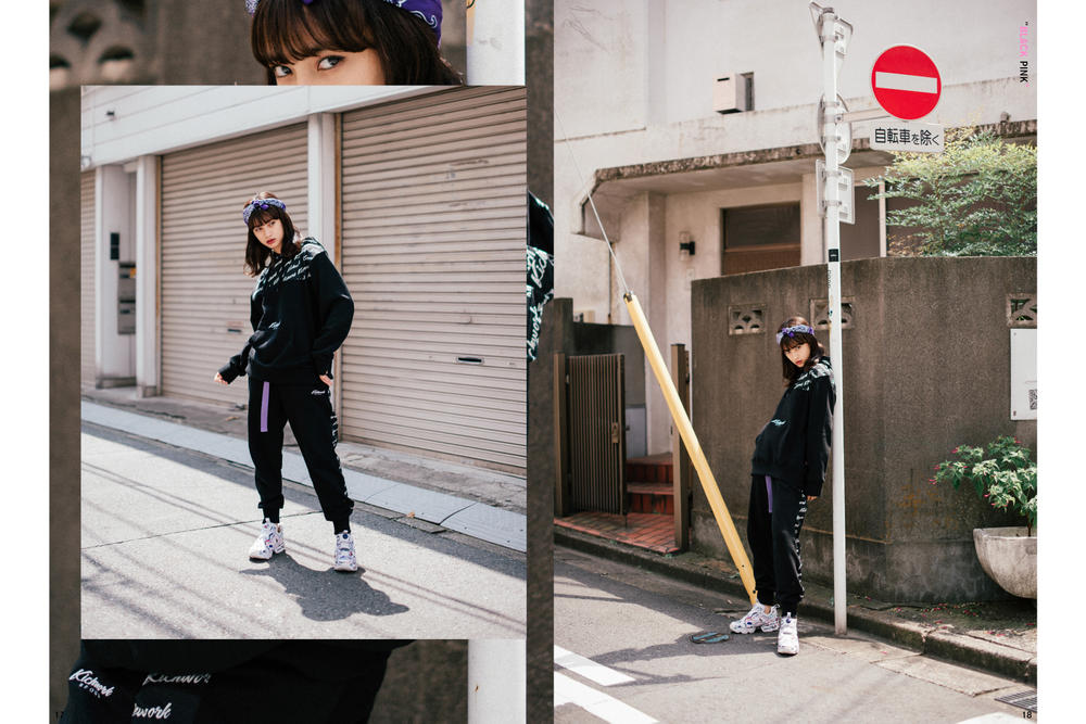 KICHWORK Fall/Winter 2017 Collection Lookbook Streetwear Dream South Korean Fashion Edgy