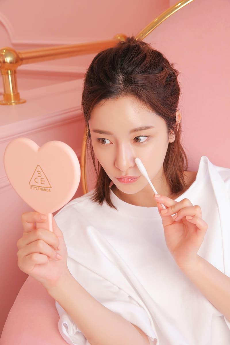 3CE K-Beauty Brand Back To Baby Sheet Masks Two Step Cotton Pad Stick Face Skincare Moisturize Brightening Korean Stylenanda