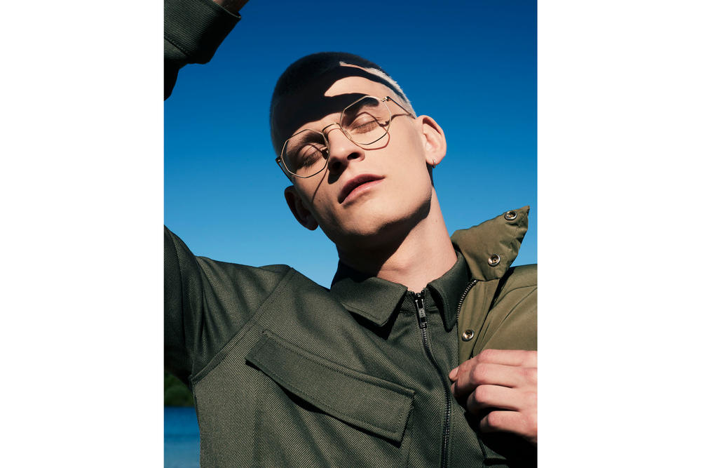Ace & Tate Field Notes Lookbook Fall Winter 2017 Nature Glasses Eyewear Organic Campaign