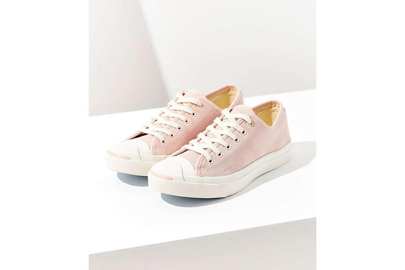 c9d2f7e8e18162 Converse All Star Jack Purcell Millennial Pink Silhouette Iconic Retro  Pastel Classic Sneaker