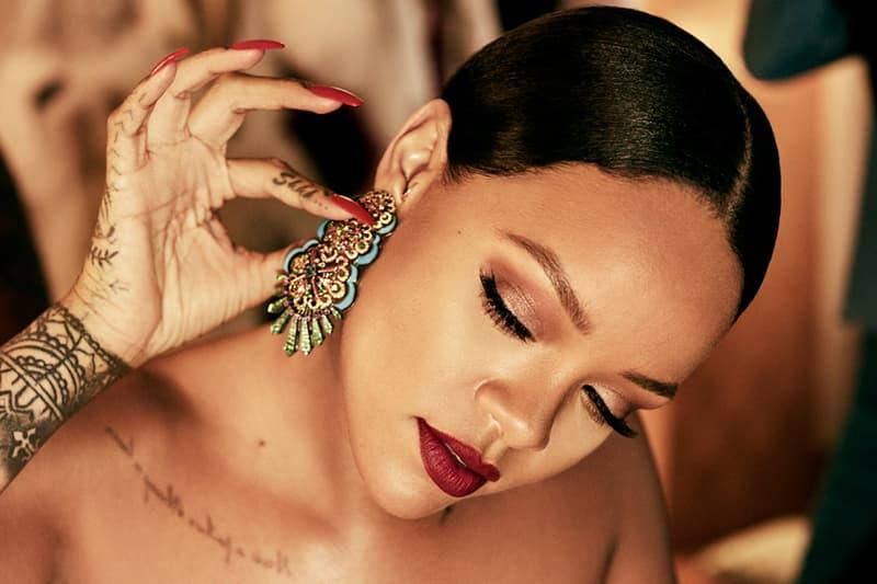 Rihanna Fenty Beauty Make Up Release Cosmetics Highlighter Eyeshadow