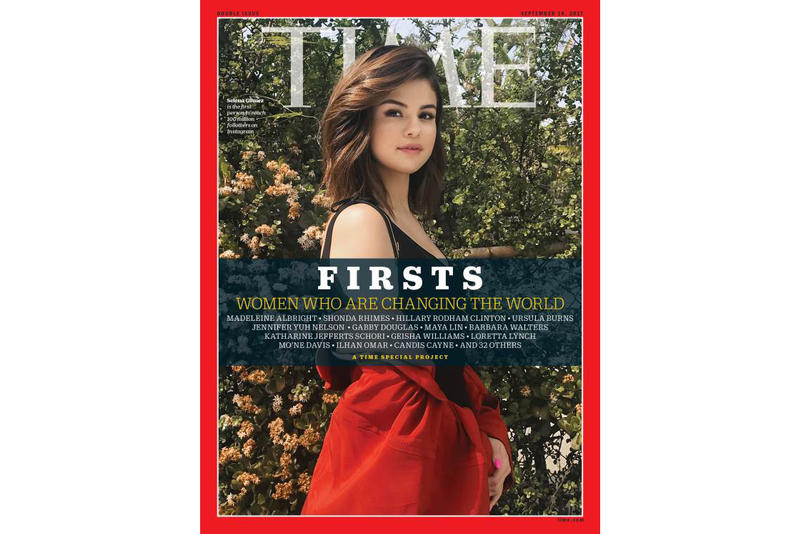 Selena Gomez Time Magazine Cover Firsts Women Changing The World Issue Interview Photography Luisa Dorr Dörr