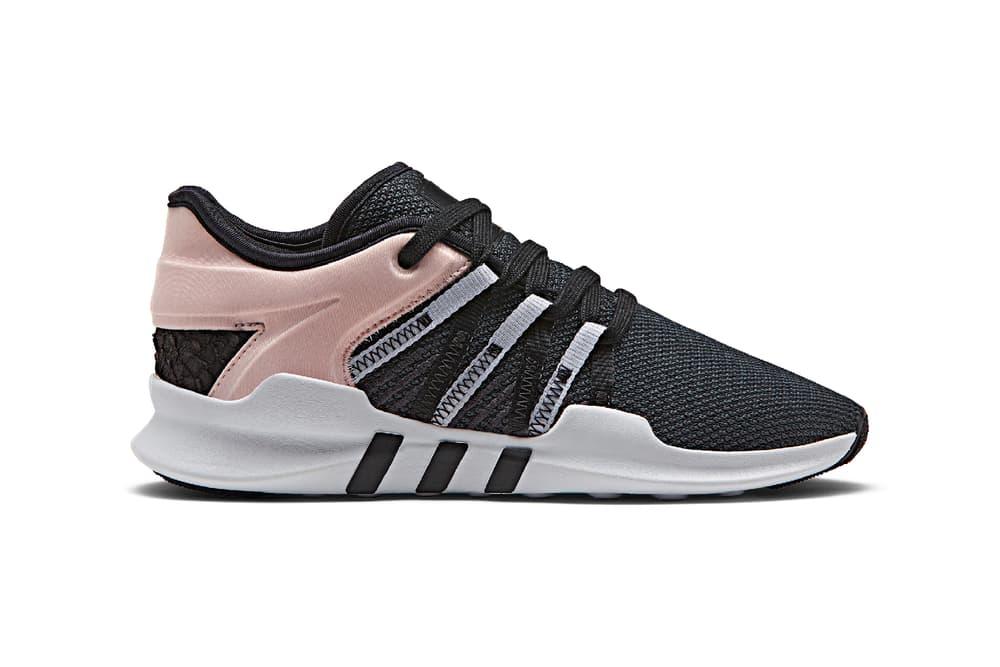 adidas Originals EQT Racing ADV Pink Snakeskin Sneaker Womens Ladies