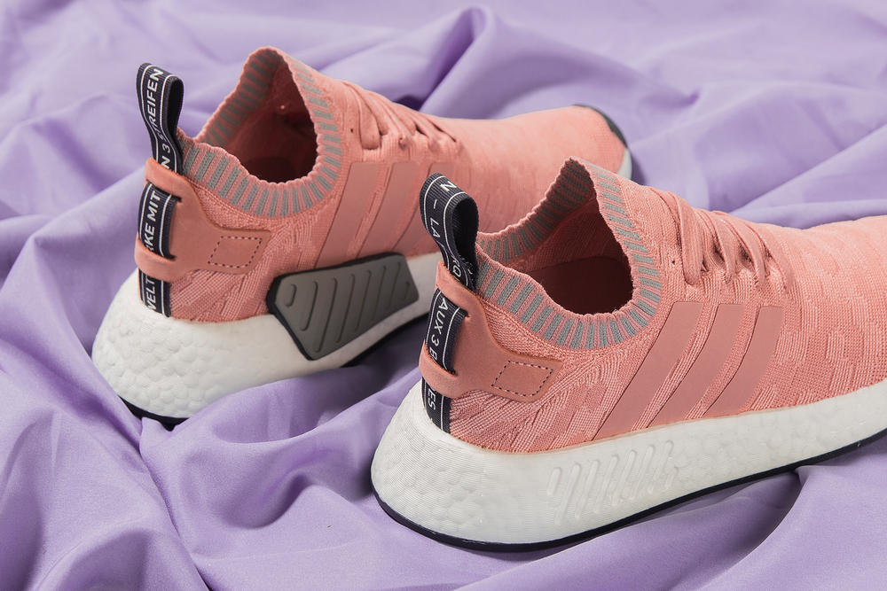 adidas Originals NMD R2 Raw Pink