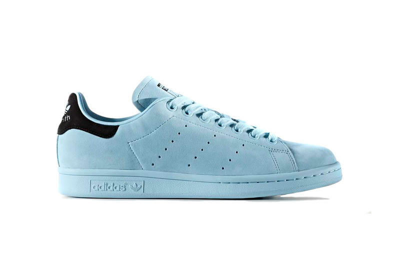 adidas Originals Stan Smith Icey Icy Blue Core Black Pastel