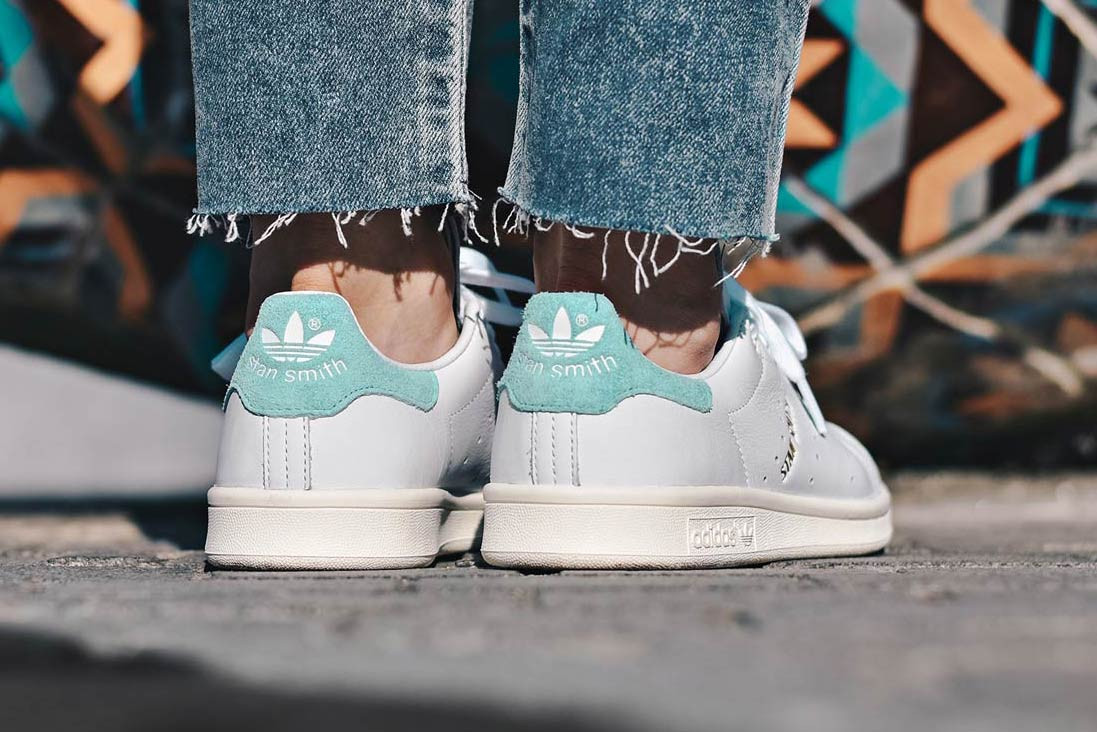 adidas' Stan Smith Arrives in Energy