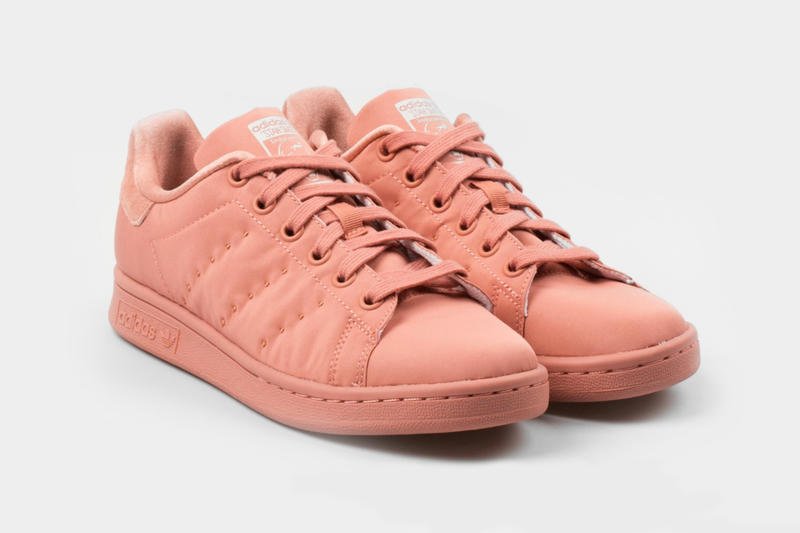 Adidas Originals Stan Smith Copper Pink Color Hypebae