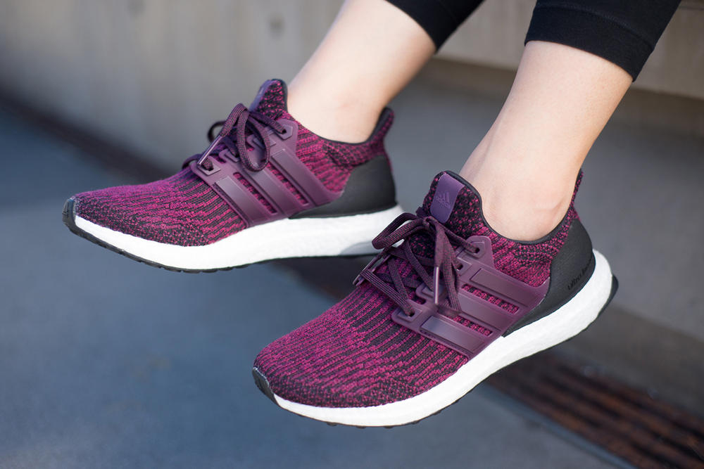 fa0d8a5fd adidas UltraBOOST Red Night Women Burgundy Running Sneakers Runners Maroon  Release Date Price