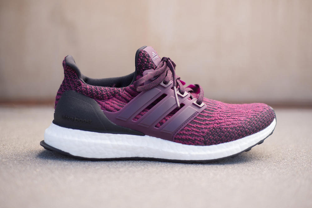 adidas UltraBOOST Red Night Women Burgundy Running Sneakers Runners Maroon Release Date Price