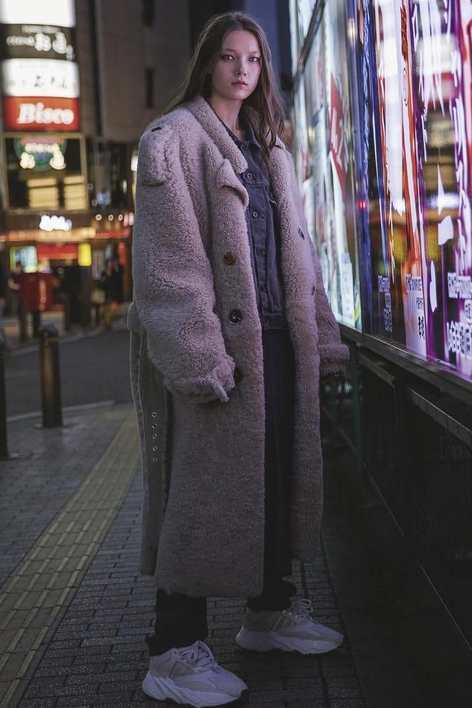 Peep YEEZY's New Runner in This Vogue
