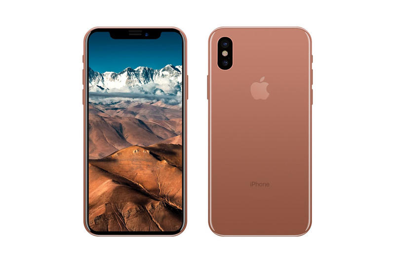 iPhone 8 Apple Price List Leaked Pink Copper Blush Gold Rose White Red Black September 2017 Keynote