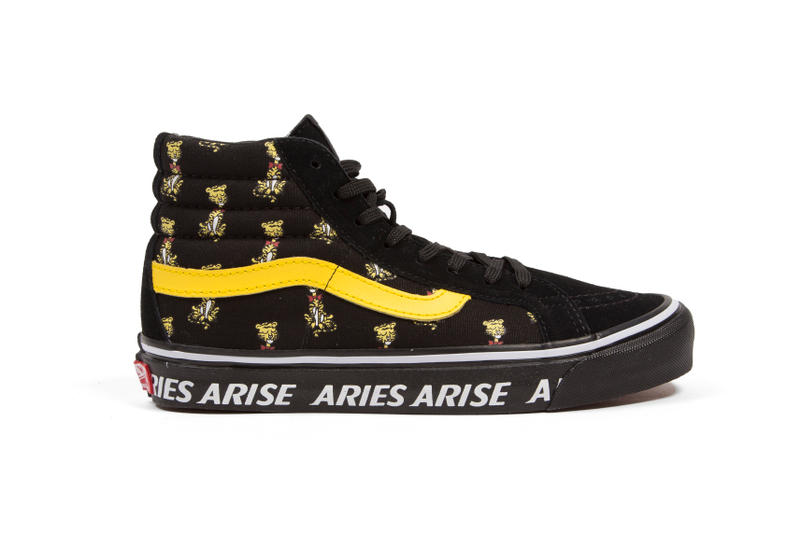 on sale 82ae7 2cc01 Aries x Vans Limited Edition Capsule Collection | HYPEBAE
