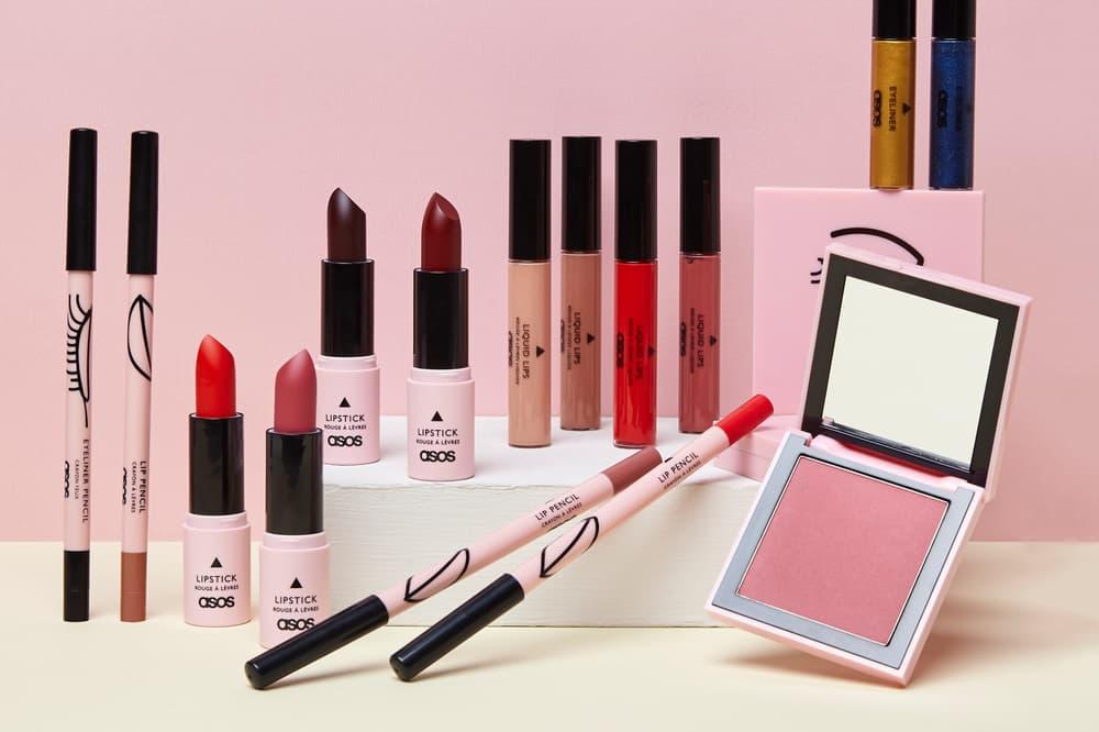 ASOS Face + Body Makeup Collection