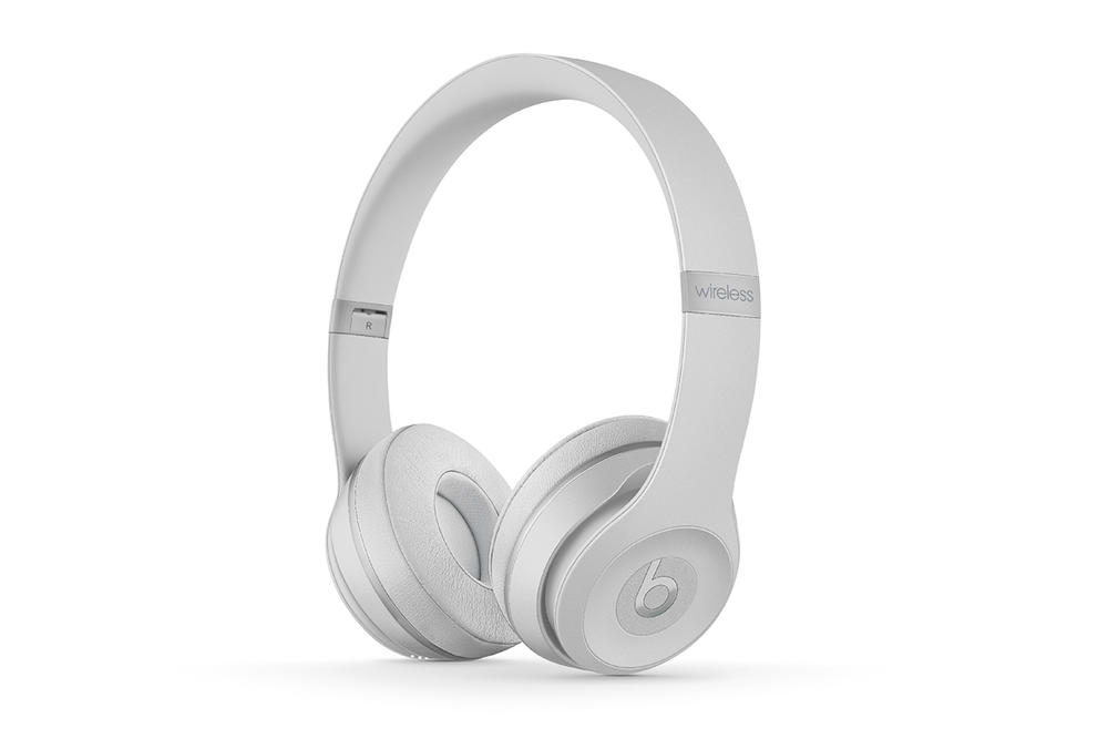 Beats by Dre Matte Gold Silver Headphones Apple iPhone Rose Earphones Music