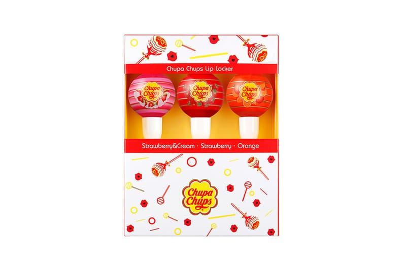 Chupa Chups Beauty Lollipop Cosmetics Makeup K-Beauty Korea Cute Sweet