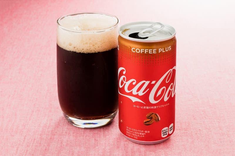 Coca-Cola Coffee Plus Soda