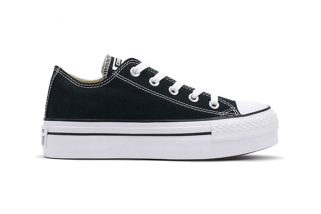 Converse Adds a Platform to the Chuck