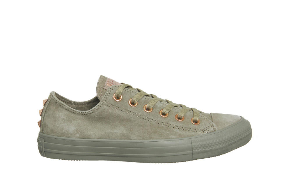 Converse Chuck Taylor All Star Autumn Rocks Precious Metals Low High Top Pastel