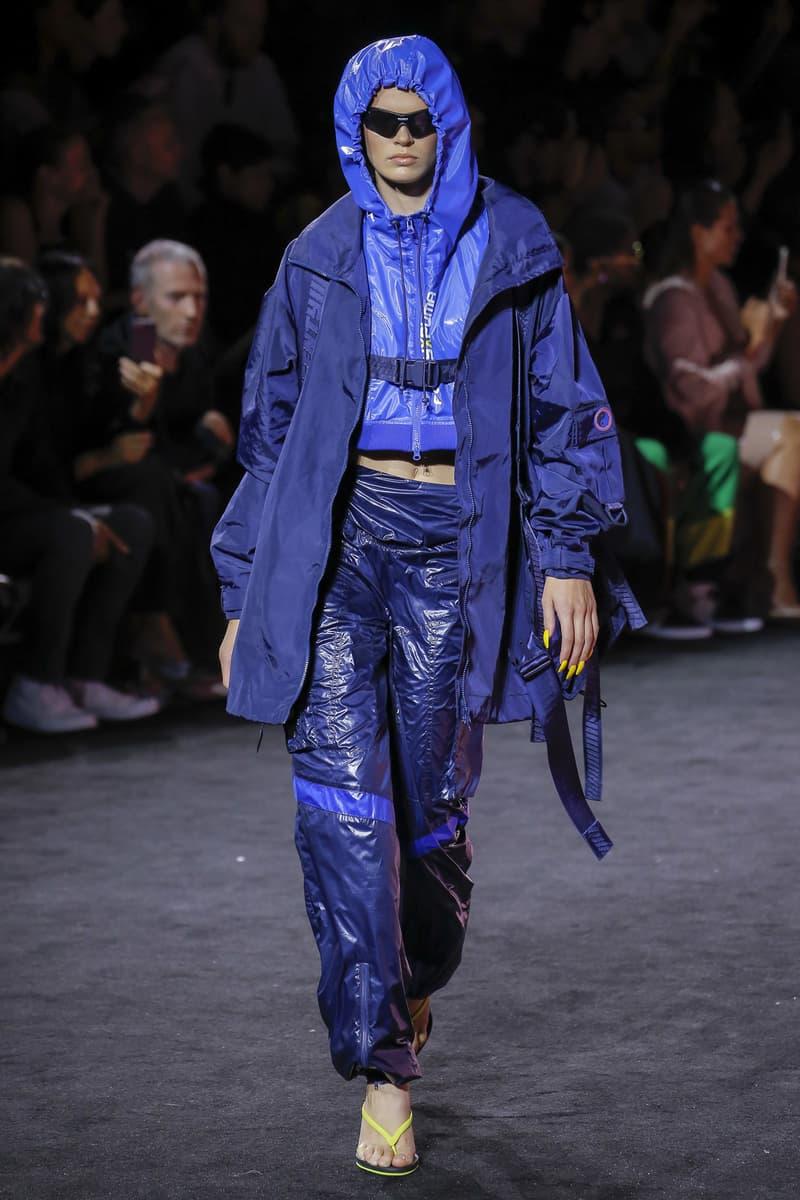 Rihanna Fenty Puma Collection Spring Summer NYFW New York Fashion Week Sporty Chic Adwoa Aboah