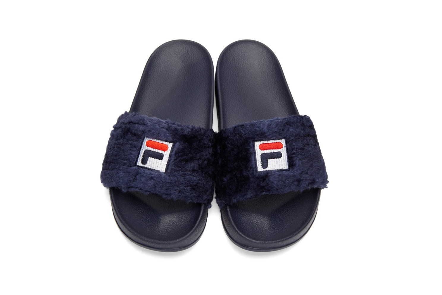 FILA x Baja East Slides In Textile and