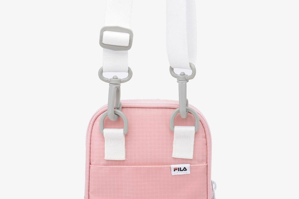 FILA Heritage Crossbody Pink
